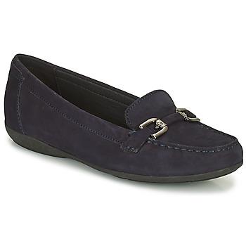 Zapatos Mujer Mocasín Geox ANNYTAH Marino