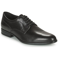 Zapatos Hombre Derbie Geox IACOPO Negro