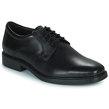 Zapatos Hombre Derbie Geox BRANDOLF Negro