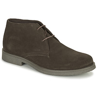 Zapatos Hombre Botas de caña baja Geox CLAUDIO Marrón