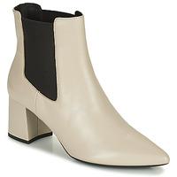 Zapatos Mujer Botines Geox BIGLIANA Beige
