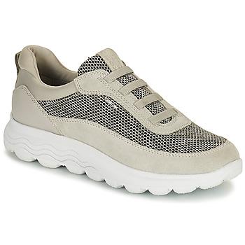 Zapatos Mujer Zapatillas bajas Geox SPHERICA Blanco