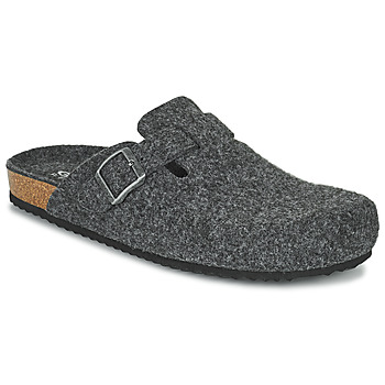 Zapatos Hombre Pantuflas Geox GHITA Gris