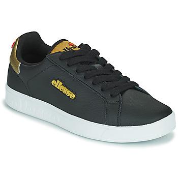 Zapatos Mujer Zapatillas bajas Ellesse CAMPO Negro