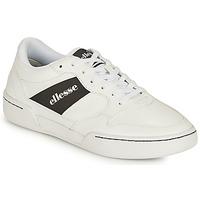 Zapatos Hombre Zapatillas bajas Ellesse USTICA LTH AM Blanco