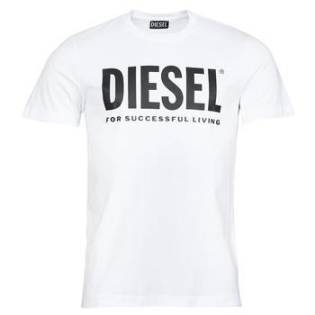 textil Hombre Camisetas manga corta Diesel T-DIEGOS-ECOLOGO Blanco