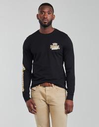 textil Hombre Camisetas manga larga Diesel T-DIEGOS-LS-K27 Negro