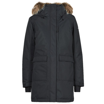 textil Mujer Parkas Columbia LITTLE SI INSULATED PARKA Negro