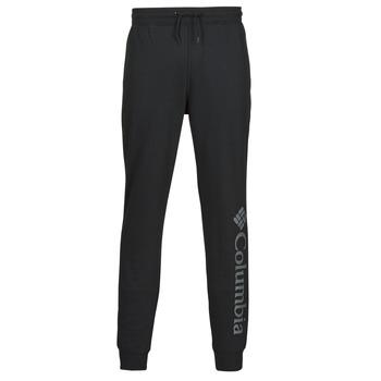 textil Hombre Pantalones de chándal Columbia M CSC LOGO FLEECE JOGGER II Negro / Gris