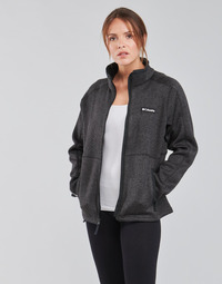 textil Mujer Polaire Columbia W SWEATER WEATHER FULL ZIP Gris
