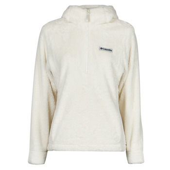 textil Mujer Polaire Columbia BUNDLE UP HOODED PULLOVER Blanco