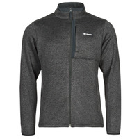 textil Hombre Polaire Columbia SWEATER WEATHER FULL ZIP Gris