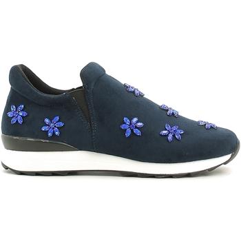 Zapatos Niños Slip on Holalà HS040001S Azul