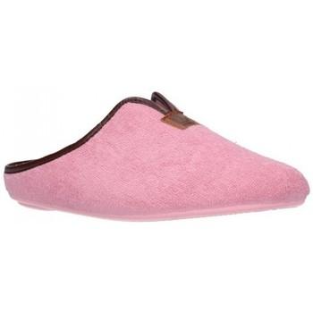 Zapatos Mujer Pantuflas Norteñas 9-191 Mujer Rosa rose