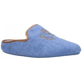 Zapatos Mujer Pantuflas Norteñas 9-35-23 Mujer Celeste bleu