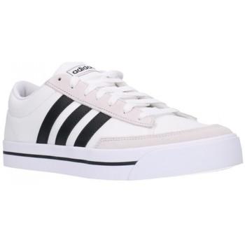 Zapatos Hombre Zapatillas bajas adidas Originals H02206 Hombre Blanco blanc