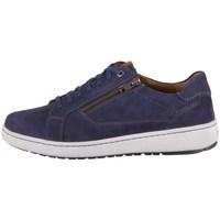 Zapatos Hombre Derbie Josef Seibel David 07 Blanco, Azul marino