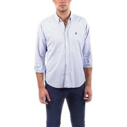 textil Hombre Camisas manga larga Elpulpo PM3007015 Azul