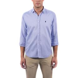 textil Hombre Camisas manga larga Elpulpo PM3007150 Azul