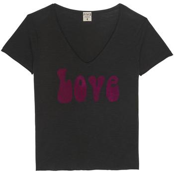 textil Mujer Camisetas manga corta Five CAMISETA