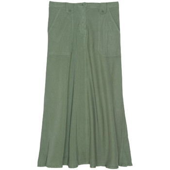 textil Mujer Faldas Five FALDA  JINA Verde
