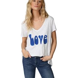 textil Mujer Camisetas manga corta Five CAMISETA Blanco