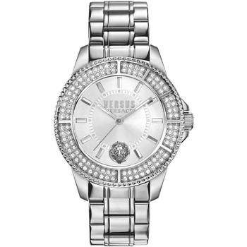 Relojes & Joyas Mujer Relojes analógicos Versus by Versace VSPH73019, Quartz, 37mm, 5ATM Plata