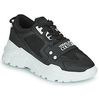 Zapatos Hombre Zapatillas bajas Versace Jeans Couture DOLINE Negro