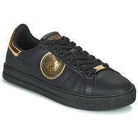 Zapatos Hombre Zapatillas bajas Versace Jeans Couture REMI Negro