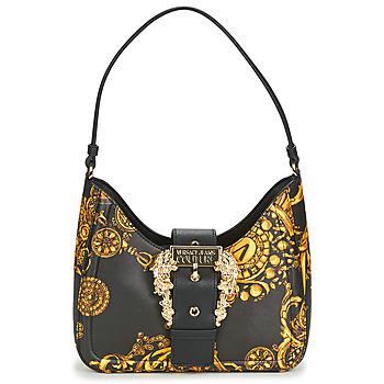 Bolsos Mujer Bolso para llevar al hombro Versace Jeans Couture METARIA Negro / Estampado / Barroco