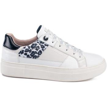 Zapatos Mujer Zapatillas bajas Lumberjack SW86612 002 Y44 Blanco