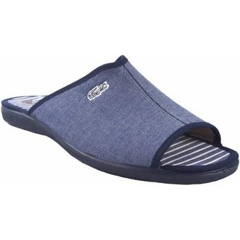 Zapatos Hombre Multideporte Vulca Bicha Ir por casa caballero  4424 azul Azul