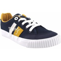 Zapatos Niño Multideporte MTNG Lona niño MUSTANG KIDS 48190 azul Blanco