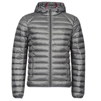textil Hombre Plumas JOTT NICO Antracita / Rojo