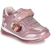 Zapatos Niña Zapatillas bajas Geox TODO Rosa