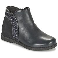 Zapatos Niña Botas de caña baja Geox SHAWNTEL Marino