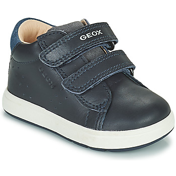 Zapatos Niño Zapatillas bajas Geox BIGLIA Marino