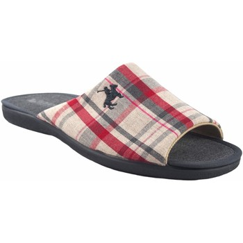 Zapatos Hombre Multideporte Vulca Bicha Ir por casa caballero  4430 rojo Rojo