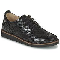 Zapatos Mujer Derbie TBS CELENZA Negro