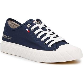 Zapatos Zapatillas bajas Palladium Manufacture Ace CVS U 77014-458 azul marino