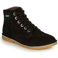 Zapatos Mujer Botas de caña baja Kickers ORILEGEND Negro