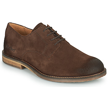 Zapatos Hombre Richelieu Kickers ALPHAPEN Marrón