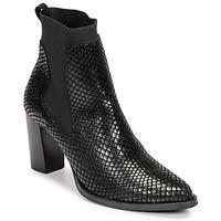 Zapatos Mujer Botines Myma  Negro