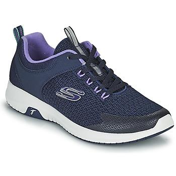 Zapatos Mujer Zapatillas bajas Skechers ULTRA FLEX PRIME Marino