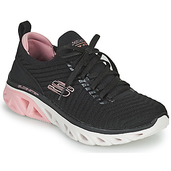 Zapatos Mujer Zapatillas bajas Skechers GLIDE-STEP SPORT Negro / Rosa
