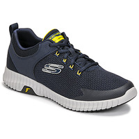 Zapatos Hombre Zapatillas bajas Skechers ELITE FLEX PRIME Marino / Amarillo