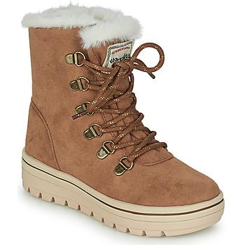 Zapatos Niña Botas de caña baja Skechers STREET CLEATS 2 Marrón