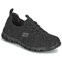 Zapatos Mujer Zapatillas bajas Skechers GLIDE-STEP Negro