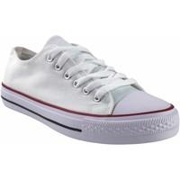 Zapatos Hombre Multideporte Bienve Lona caballero  ca-1309 blanco Blanco