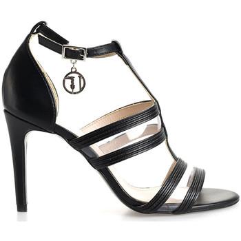 Zapatos Mujer Zapatos de tacón Trussardi  Negro